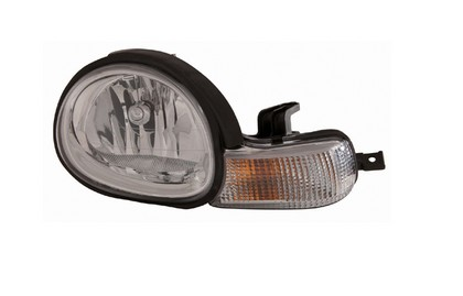 03-05 DODGE NEON (CODE LMA OLD BODY STYLE) Dimension Lab Headlight (Without Black Bezel) - Right Assembly