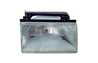 88-91 Ford Tempo  Dlab Headlight - Left Side