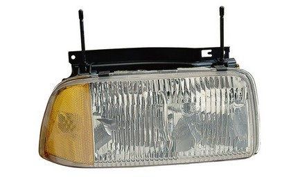 94-97 Gmc Sonoma Dlab Headlight (Composite Headlamp Type) - Right Side