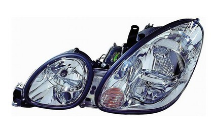 98-00 Lexus Gs300, Gs400, Gs430  Dlab Headlight (W/O Hid Type) - Left Side