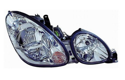 98-00 Lexus Gs300, Gs400, Gs430  Dlab Headlight (W/O Hid Type) - Right Side