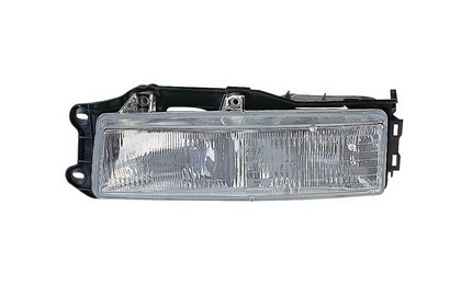 89-92 Plymouth Colt (3Dr, Canada Built Model)  Dlab Headlight - Left Side