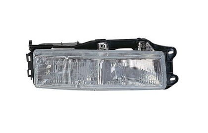 89-92 Plymouth Colt (3Dr, Canada Built Model)  Dlab Headlight - Right Side