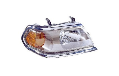 1992-2000 Mitsubishi Montero Dlab Headlight - Right Side