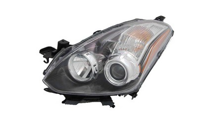 10-11 NISSAN ALTIMA (2DR COUPE)  Dimension Lab Headlight (With Halogen Type Only) - Left Assembly