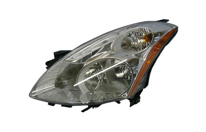10-10 NISSAN ALTIMA (4DR) Dimension Lab Headlight (With Halogen Type Only) - Left Assembly