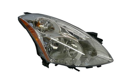10-10 NISSAN ALTIMA (4DR)  Dimension Lab Headlight (With Halogen Type Only) - Right Assembly