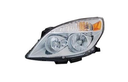 2007 Saturn Aura  Dlab Headlight - Left Side