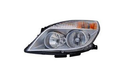 08-09 Saturn Aura  Dlab Headlight - Left Side