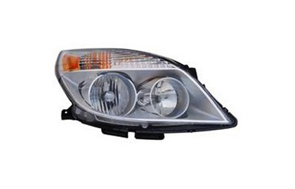 08-09 Saturn Aura  Dlab Headlight - Right Side