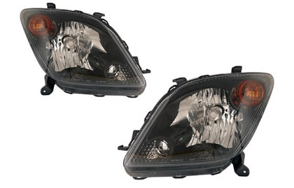 04-05 SCION XA  Dimension Lab Headlights (Euro Black Style) - Pair ( -Us)