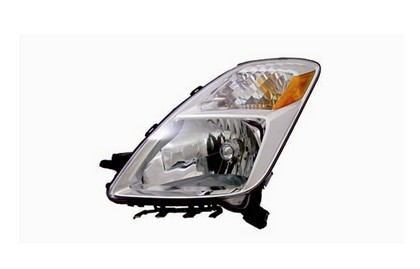 04-06 Toyota Prius  Dlab Headlight (W/O Hid Type) - Left Side