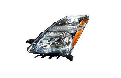 05 (Nov) -09 Toyota Prius  Dlab Headlight (Halogen Type Only) - Left Side