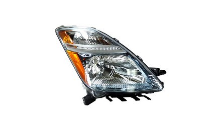 05 (Nov) -09 Toyota Prius  Dlab Headlight (Halogen Type Only) - Right Side