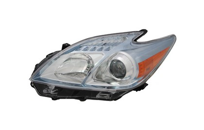 10-10 TOYOTA PRIUS  Dimension Lab Headlight (Halogen Type) - Left