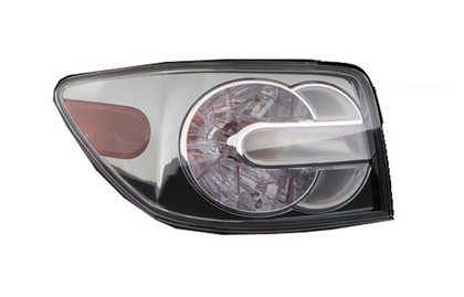 07-09 Mazda Cx-7  Dlab Tail Light - Left Side