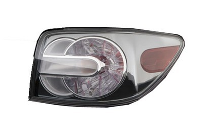 07-09 Mazda Cx-7  Dlab Tail Light - Right Side