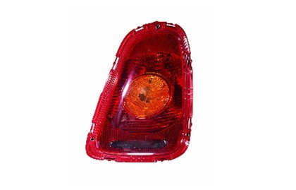 2007-9999 Mini Cooper Dlab Tail Light (W/ Amber Lens) - Right Side