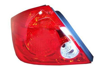 05-07 SCION TC (2DR MODELS: SPEC, BASE)  Dimension Lab Tail Light - Left