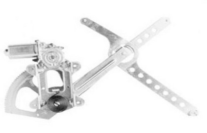 95-99 Suburban DLAB Manual Front Window Regulator (Left)