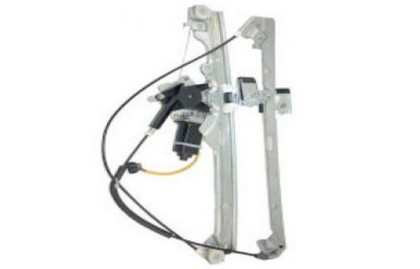 00-06 Suburban DLAB Power Front Window Regulator w/ Motor (Passenger)