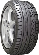 1989-1992 Ford Bronco Dunlop SP Sport 01 235/55R-17 99H VW B