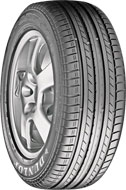 All Jeeps (Universal) Dunlop SP Sport 01A 275/40ZR-19 101Y BSW