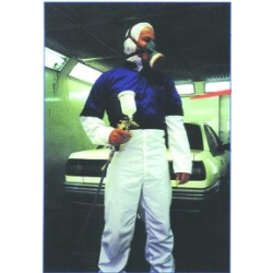 Universal (All Vehicles) E-Z Mix Anti-Static Spray SUIT w/Hood (Large)