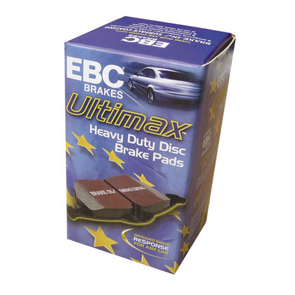 2001-2004 X-Type 2.5 EBC Ultimax Premium OE Replacement Pads Set - Rear