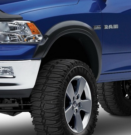 04 Ford Pick-Up F150 HERITAGE EGR Rugged Look Fender Flares Level 1 - Front