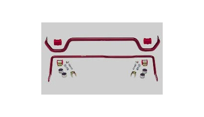 Dodge 00-02 Neon Eibach Sway Bars - Anti-Roll-Kit Front/Rear (Bar Diameter:24/19 mm)