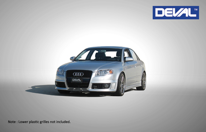 05.5-08 Audi A4 / S4 B7 Eurogear DEVAL Body Kit - Full Body Kit