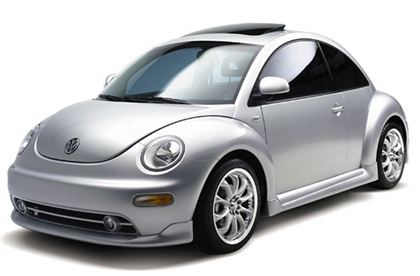 98-05 VW Beetle Eurogear Body Kit - Full Body Kit