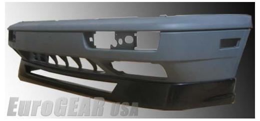 93-98 VW Golf GTI, Jetta MKIII Eurogear Body Kit - Front Lip Spoiler