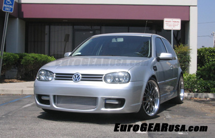 99-05 VW Golf GTI R32 MKIV Eurogear R32 R-Series Body Kit - Full Kit