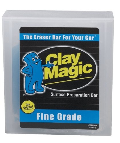 Universal (All Vehicles) Fiberglass Evercoat Blue Fine Grade Clay Magic�, 200 Grams
