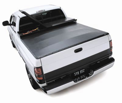 05-11 Dodge Dakota Ext Cab (6 1/2 ft)  Extang Classic Platinum Soft Tonneau Cover with Tool Box
