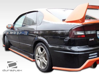 2000-2003 Subaru Legacy Extreme Dimensions Sigma Body Kit - Side Skirts