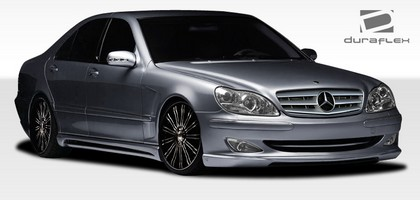 00-02 Mercedes S Class W220  Extreme Dimensions W-2 Body Kit