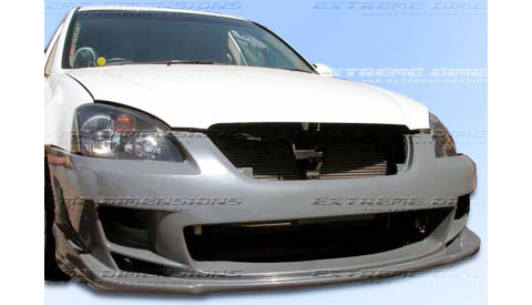 Extreme Dimensions Bomber Body Kit   FULL KIT [02 04 Nissan
