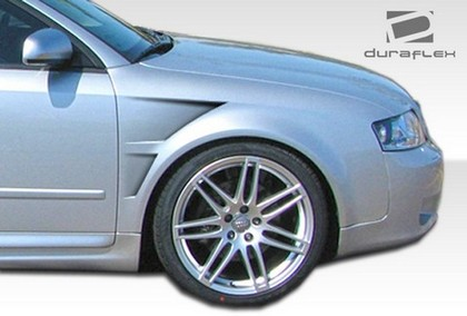 02-04 Audi A4 Extreme Dimensions Executive Fenders