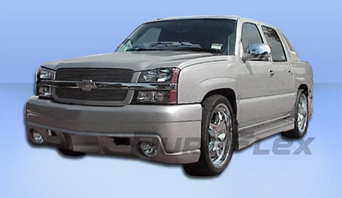 2002-2006 Chevrolet Avalanche w/o cladding Extreme Dimensions VIP Body Kits - Full Kit
