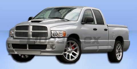 02-05 Dodge Ram Extreme Dimensions SRT Body Kits - Front Bumper