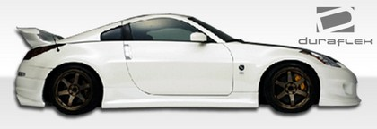 2003-2008 Nissan 350z Extreme Dimensions Spirit Body Kit - Side Skirts
