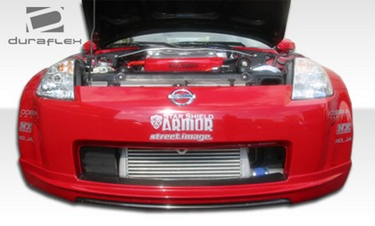 2003-2008 Nissan 350z Extreme Dimensions W-1 Body Kit - Front Lip