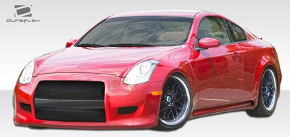 03-07 Infiniti G Coupe G35  Extreme Dimensions R35 Body Kit