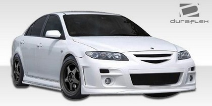 03-08 Mazda 6  Extreme Dimensions Dagan Body Kit