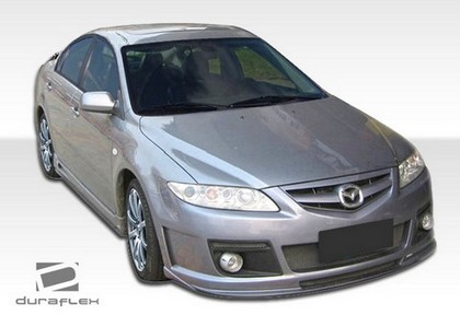 03-08 Mazda 6  Extreme Dimensions Lok Body Kit