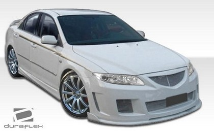 03-08 Mazda 6  Extreme Dimensions Naiser Body Kit