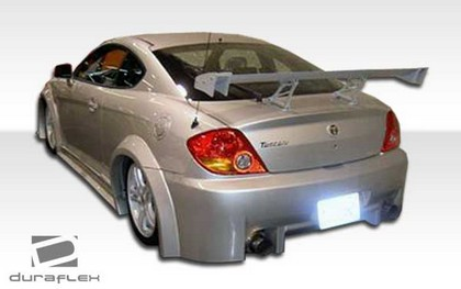 2003-2008 Hyundai Tiburon Extreme Dimensions Poison Widebody Body Kit - Rear Bumper